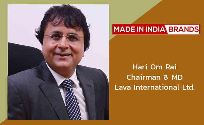 Lava International Ltd.