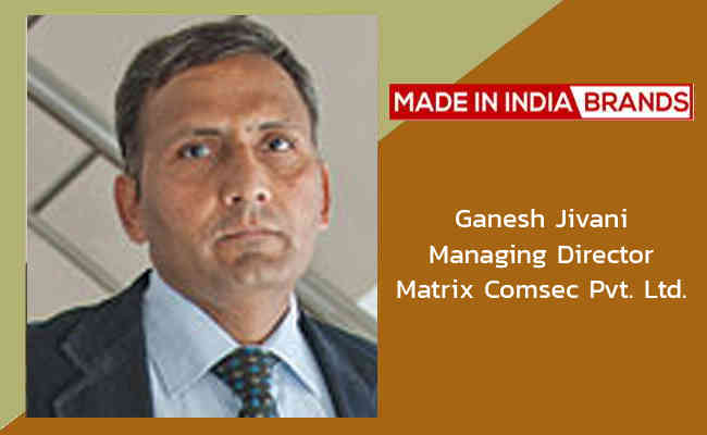 Matrix Comsec Pvt. Ltd.