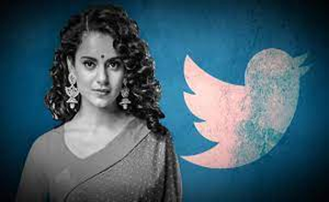 Kangana on Twitter ban: I've many platforms to raise my voice