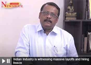 Indian Industry is witnessing massive layoffs and hiring freeze
