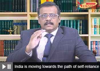 India is moving towards the path of self-reliance