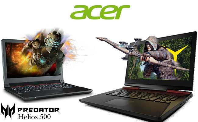 MY BRAND BOOK Acer Predator Helios 500 gaming Notebook in India
