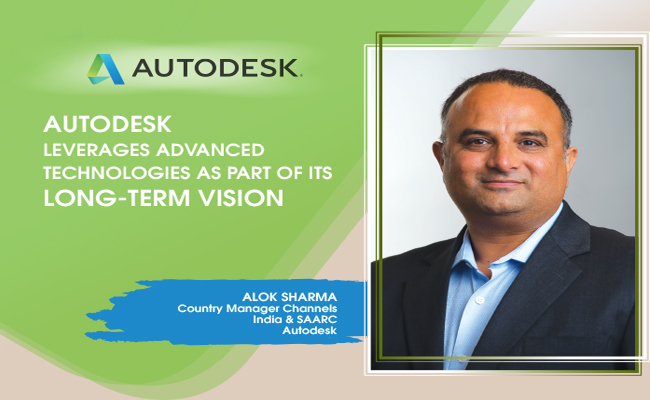 Autodesk  leverages advanced technologies as part of its  long