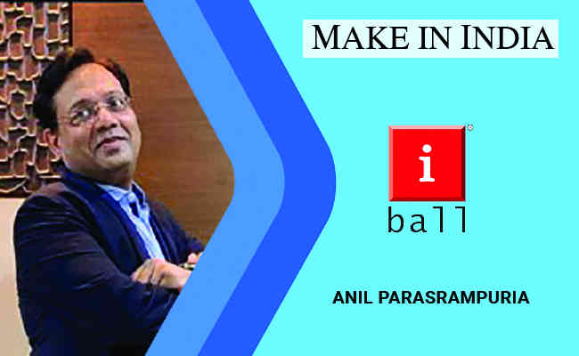 IBall- Best IT World India Private Limited
