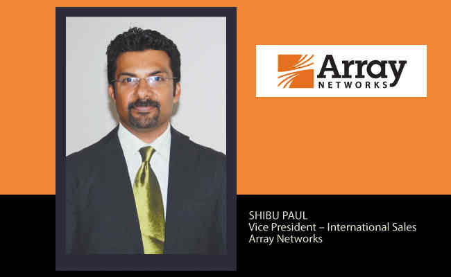 Array Networks striking a balance between its brand and the customer needs
