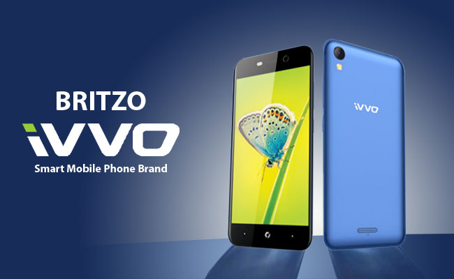 BRITZO-launches-a-Smart-Mobile-Phone-Brand-'iVVO'-in-India