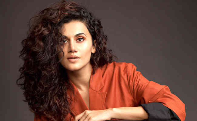 Being accepted in more than one industry is a luxury: Taapsee