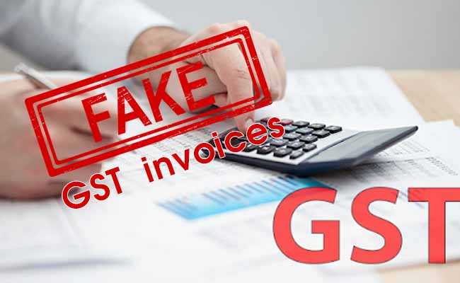 Fake GST  invoice scam; 215 people arrested,  ₹700 cr recovered