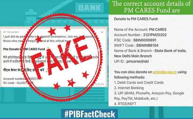 Alert! Fake PM CARES Fund UPI ID created to cheat donors