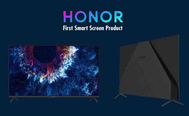 HONOR launches HONOR Vision equipped with HarmonyOS