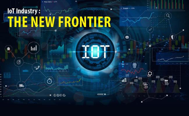 IoT Industry : The New Frontier