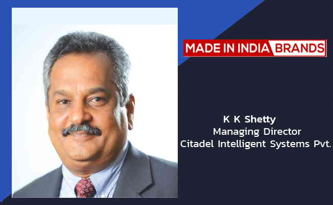 Citadel Intelligent Systems Pvt. Ltd.