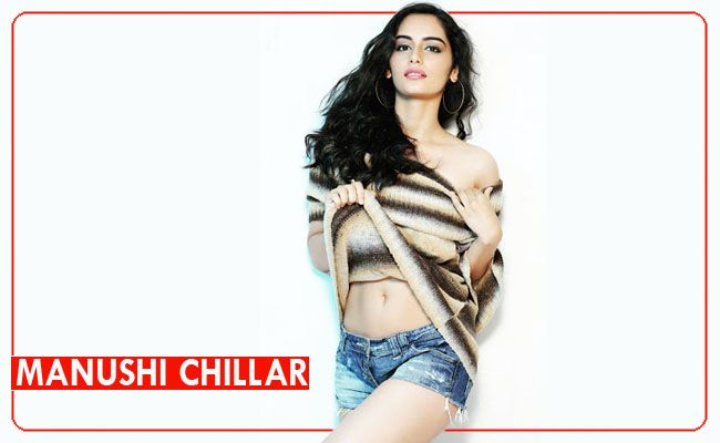 Manushi Chillar to debut next year?