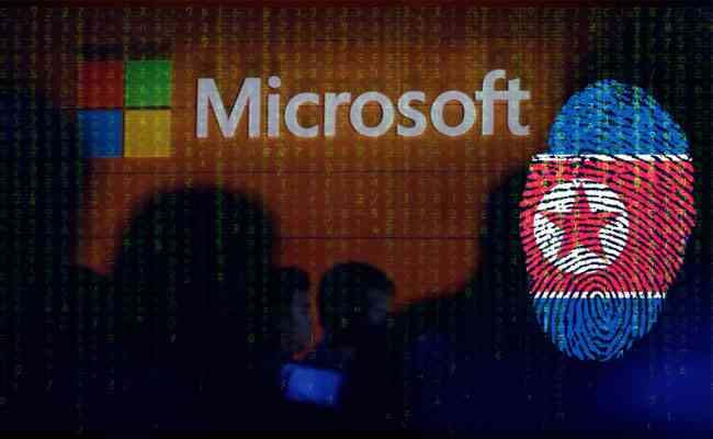 Microsoft seizes 50 web domains operated by North Korean hacking groups