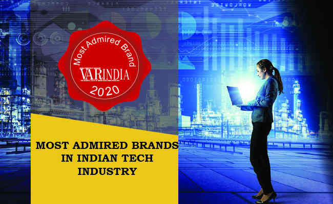 Most Admired Brands In Indian Tech Industry
