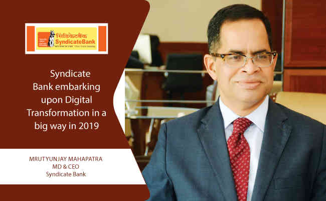 Top ICT Brands 2019 - Syndicate Bank