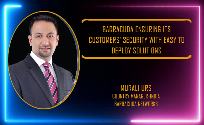 Barracuda ensuring its customers' security with easy to depl
