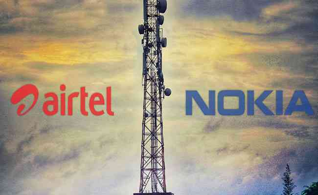 Nokia helps Airtel to deploy open cloud-based VoLTE network