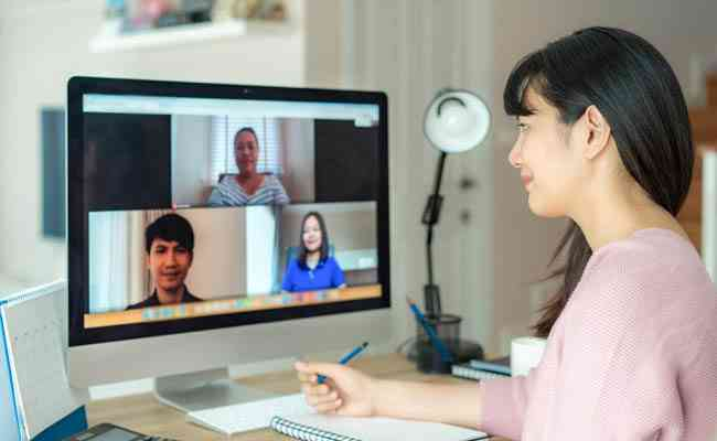 Many corporates says, Remote Conference Is Inspiring Technology For Good