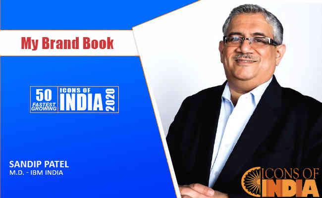 SANDIP PATEL,  M.D. - IBM INDIA