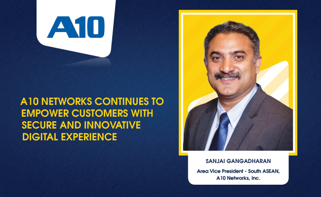 A10 Networks continues to empower customers with secure and in