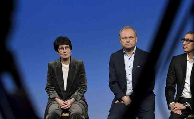 Sari Baldauf becomes Nokia's new Chairwoman