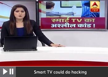 Bedroom talk can be exposed by hacking Smart TV: Anuj Agarwal