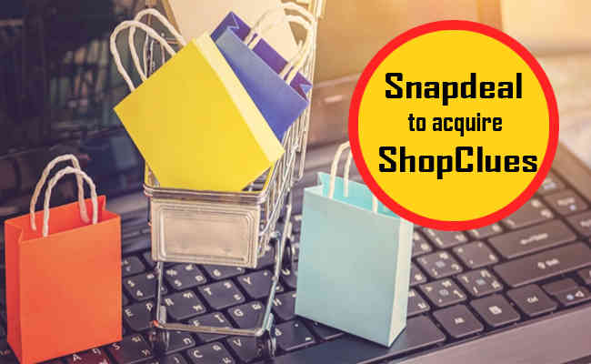 f4a34a643 MY BRAND BOOK Snapdeal to acquire ShopClues in all stock deal
