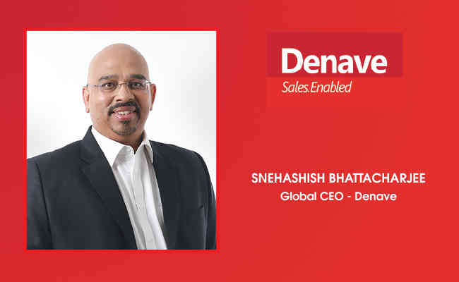 DENAVE DELIVERING VALUETO THE GLOBAL SALESECOSYSTEM WITH ITS S