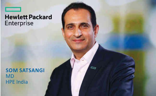 Som Satsangi, MD - HPE India
