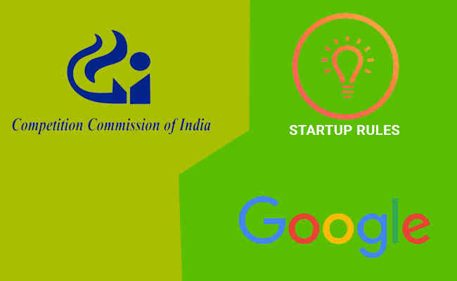 Startups to write to government and CCI against Google's rules