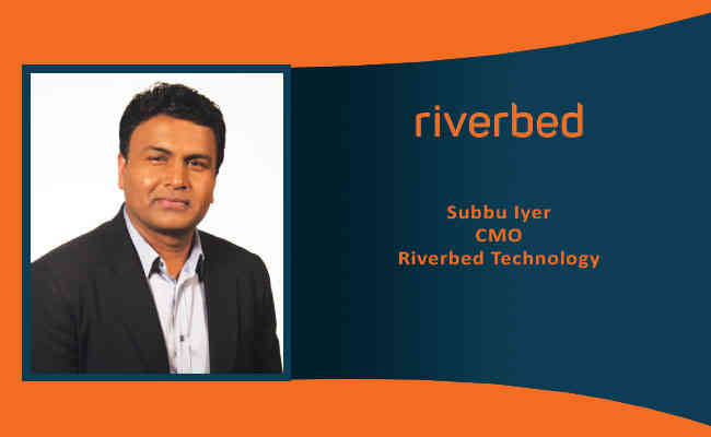 Riverbed invests to carve out a new brand identity
