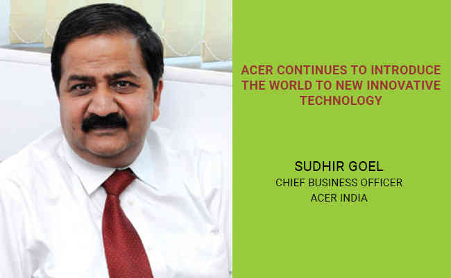 Acer continues to introduce the world to new innovative technology