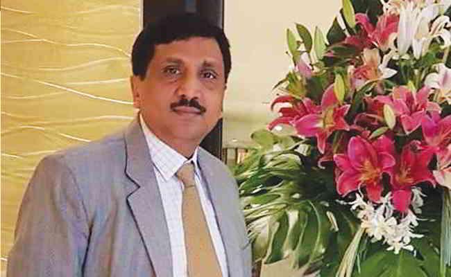 Dr. Sushil Kumar Meher,   CIO Dept. of Computer Facility - AIIMS