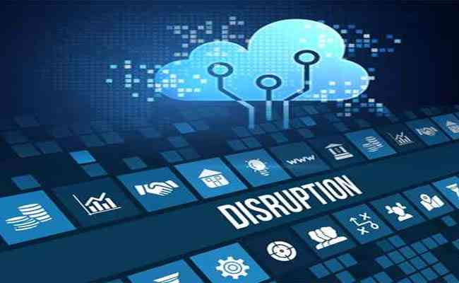 The disruption in the technology demands to ensure business continuity