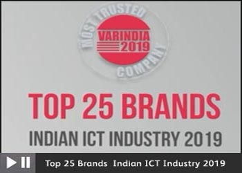 Top 25 Brands, Indian ICT Industry 2019