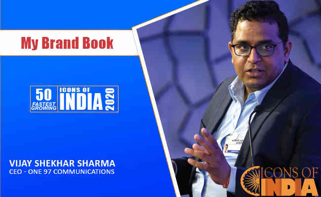 VIJAY SHEKHAR SHARMA, CEO - ONE 97 COMMUNICATIONS