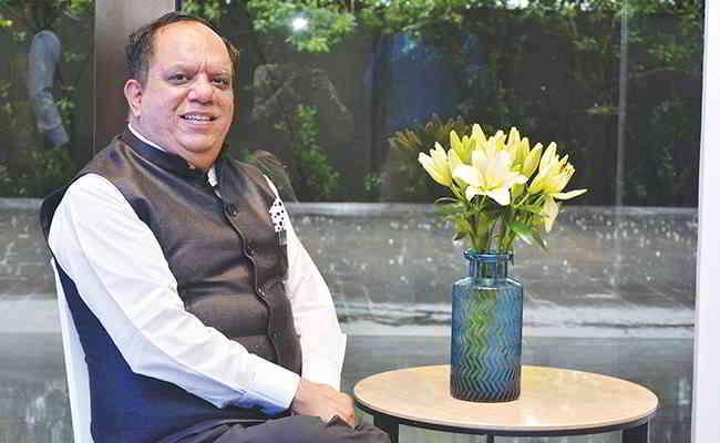 Vijay Sethi,  CIO, CHRO & Head CSR  - Hero MotoCorp Ltd.