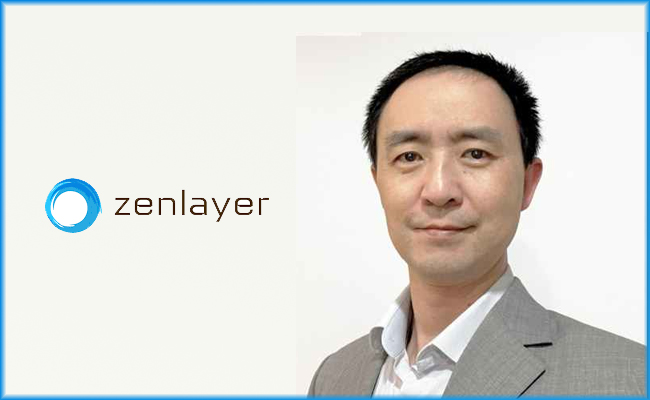 Zenlayer names Ex- Gartner Digital Product Leader David Xie as Chief Product Officer