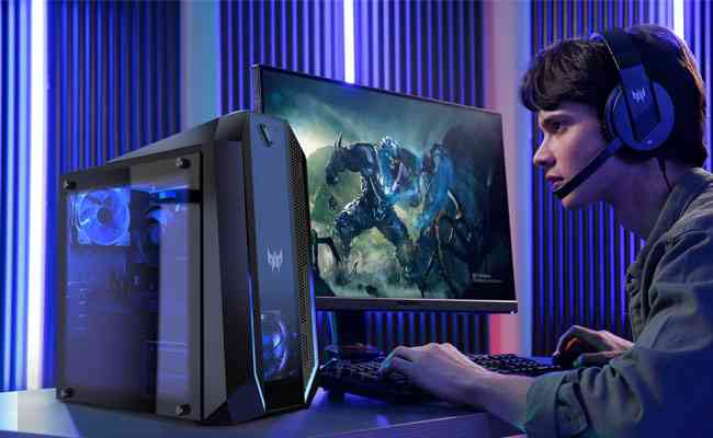 Acer Expands its Predator Gaming Portfolio with Desktops, Monitors and Accessories