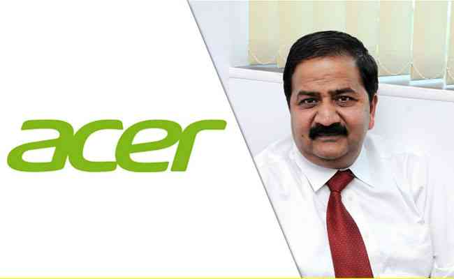 Acer India appoints Sudhir Goel as the Chief Business Officer