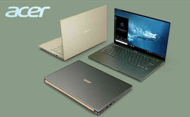 Acer Swift 5 SF514: Intel's Evo label ensures good performance