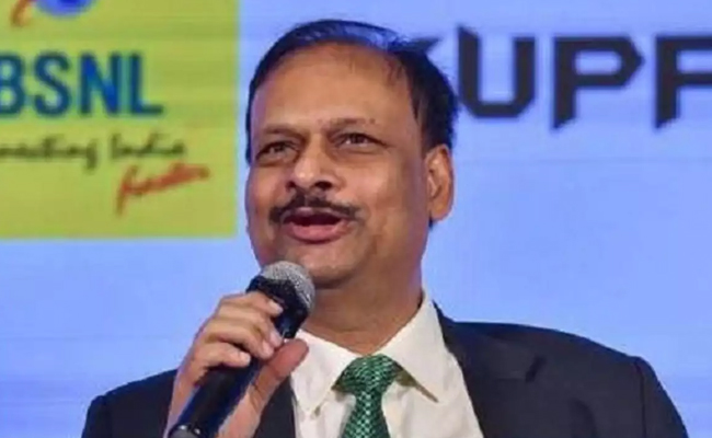 Additional charge of PK Purwar as MTNL CMD extended till Oct 2022 by government