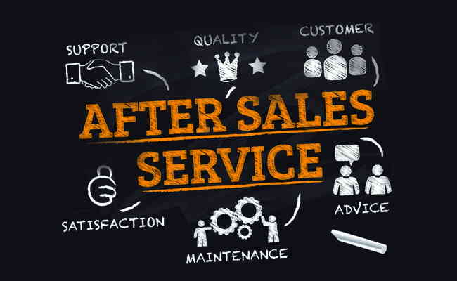 After-sales Service Industry : Growing But At Slow Pace