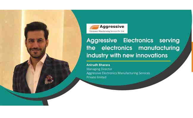 TOP ICT BRANDS 2018: AGGRESSIVE ELECTRONICS MANUFACTURING SERVICES