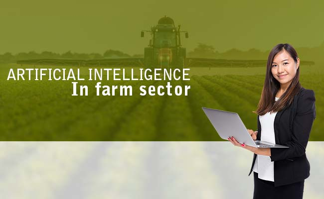 AI could play crucial role in growth of farm sector