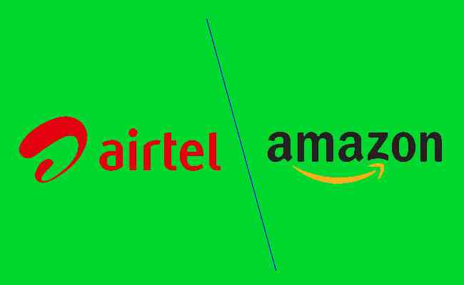 Airtel states reports of Amazon looking to buy $2 bn stake in