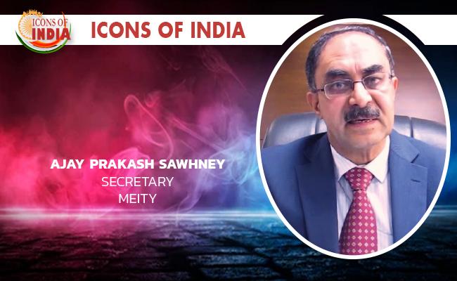 Icons Of India 2021: AJAY PRAKASH SAWHNEY
