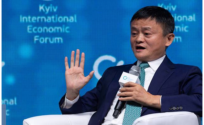 Alibaba stock grows by 80%