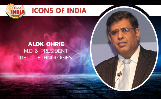 Icons Of India 2021:  ALOK OHRIE